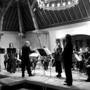 Eliana Fe im 'Konzert'